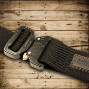 MASTER BELT (M) Black Widow - black/black
