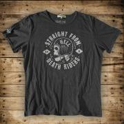 Death Rider / dusty grey | M - XXXL