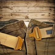MASTER-BELT | FX VI - coyote brown/desert