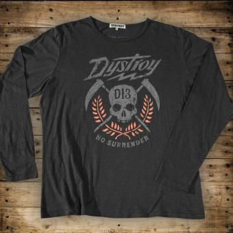 No Surrender L / dusty grey | M - XXXL XL