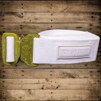 MASTER BELT (M) Yell-Oho | yellow / weiss