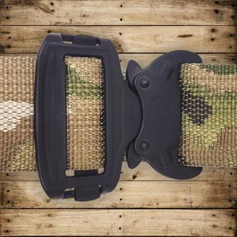 MASTER BELT Stealth - black/camouflage