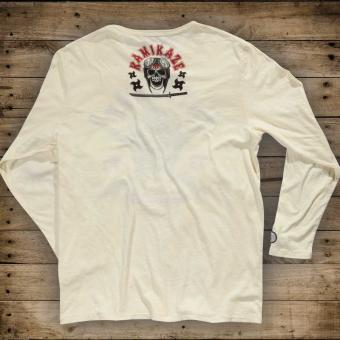 Kamikaze / dirty white | L - XXXL