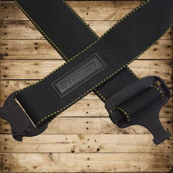 MASTER BELT Black Sea - black/black