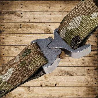 MASTER BELT | FX VII - silver/camouflage