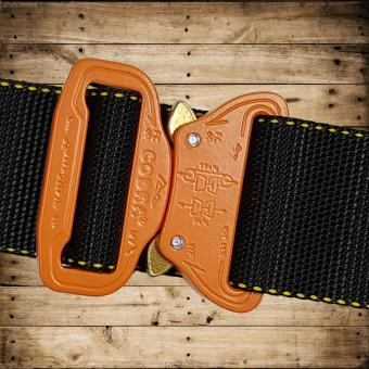 MASTER-BELT | FX V - orange/black