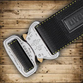 MASTER BELT Nucflash - silver/black