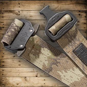 MASTER BELT Medium | FX  - black/camouflage