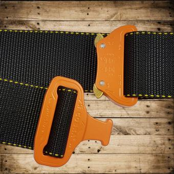 MASTER-BELT Harley - orange/black